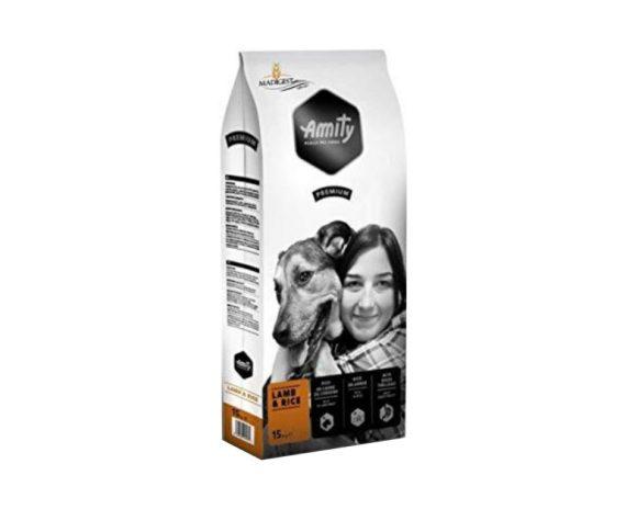 AMITY - Premium Lamb & Rice 3 Kg y 15 Kg