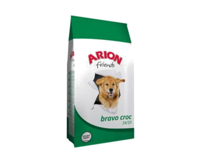 ARION – Friends Bravo Croc – Formatos 3 Kg y 15 Kg