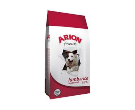 ARION – Friends Lamb & Rice – Formatos 3 Kg y 15 Kg