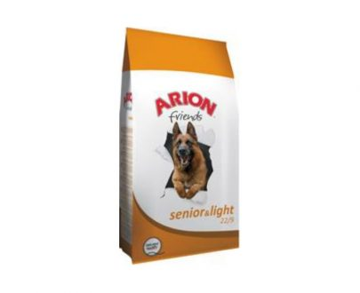 ARION – Friends Senior & Light – Formatos 3 Kg y 15 Kg