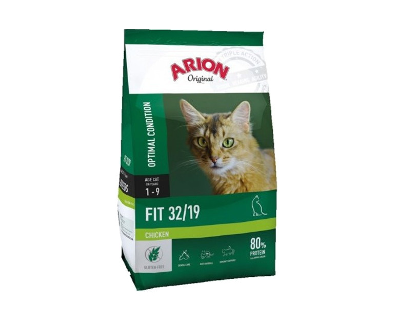 ARION – Original Cat Fit – Formato 2 Kg