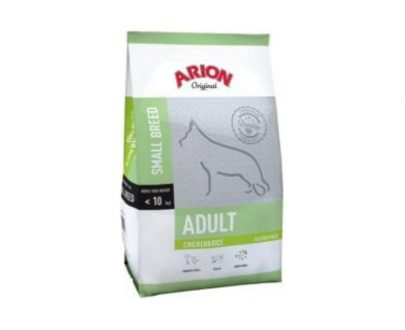 ARION - Original Adulto Razas Pequeñas Pollo y Arroz - Formatos 1 Kg, 3 Kg y 7.5 Kg