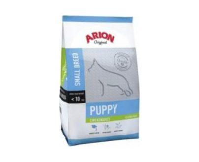 ARION - Original Cachorro Razas Pequeñas Pollo y Arroz - Formatos 1 Kg, 3 Kg y 7.5 Kg