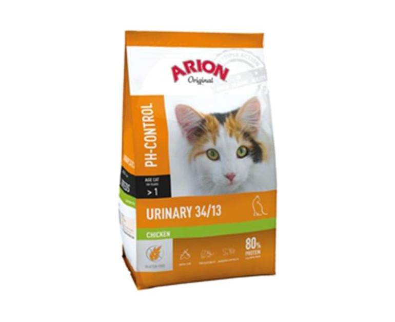 ARION - Original Cat Urinary - Formatos 2 Kg y 7.5 Kg