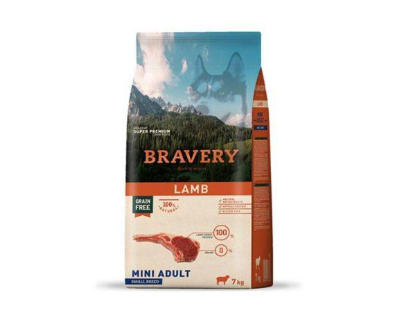 BRAVERY - Mini Adult Lamb 2 Kg y 7Kg