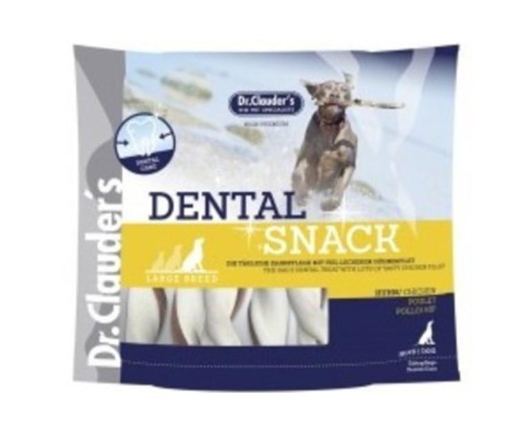 DOCTOR CLAUDER´S Snack Dental Large Breed Pato 500gr