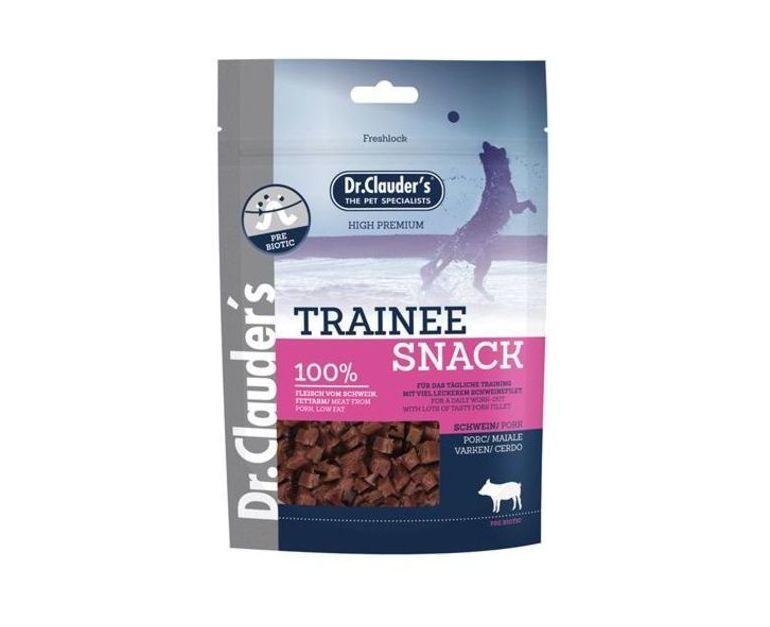 DOCTOR CLAUDER´S Snack Taquitos de cerdo 80 gr