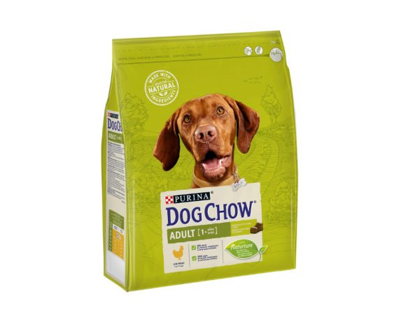 DOG CHOW Adult Pollo 2.5 Kg