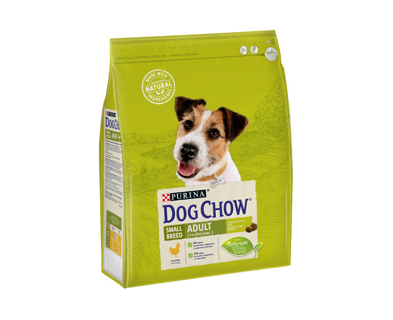 DOG CHOW Adult Small 2.5 Kg