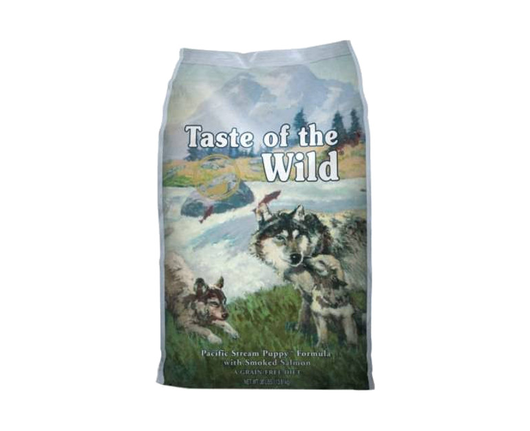 TASTE OF THE WILD Canine Puppy Salmón 2 Kg, 6 Kg o 13 Kg