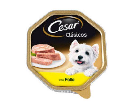 Tarrina clásico pollo 150gr CESAR