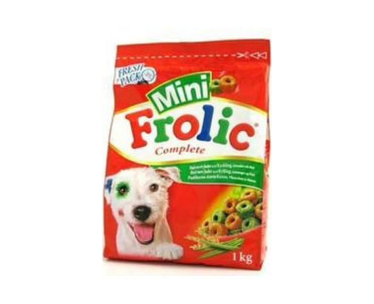 Alimento humedo mini adult 1 kg FROLIC