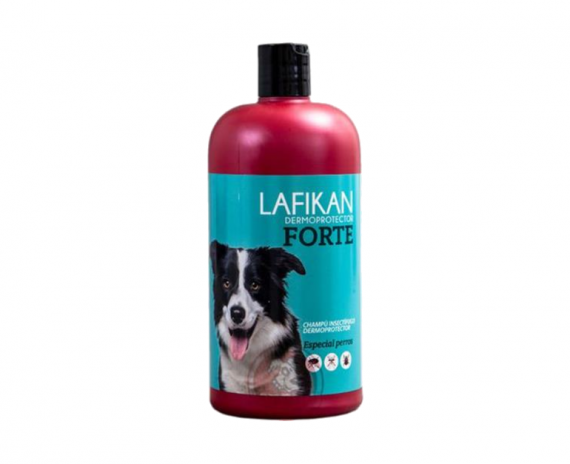 Champú insecticida Forte 1 l ARPPE LAFIKAN
