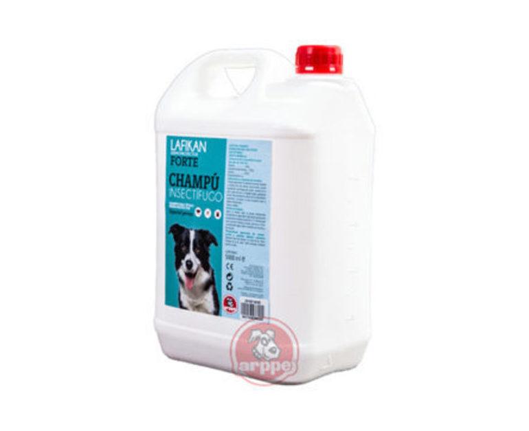 Champú insecticida Forte 5 l ARPPE LAFIKAN