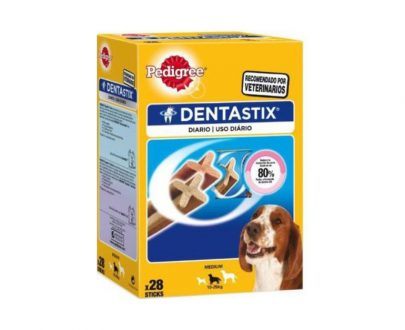 Dentastix raza mediana PEDIGREE