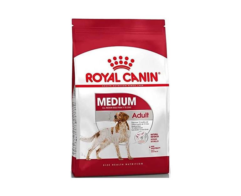 MEDIUM ADULT 4 KG ROYAL CANIN