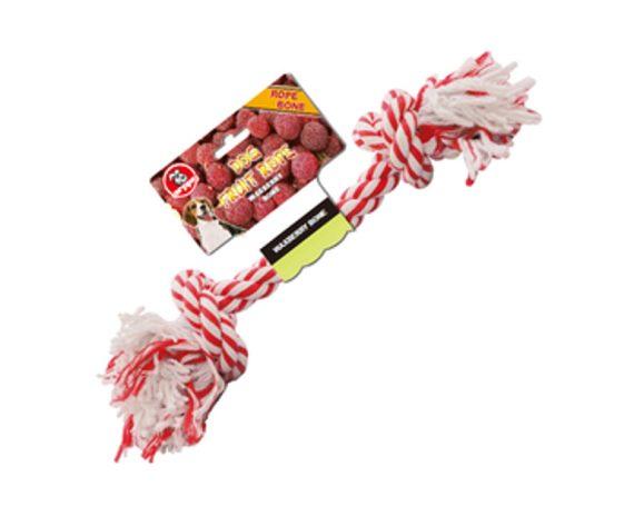 Mordedor algodón aroma frutas del bosque 13 cm y 20 cm