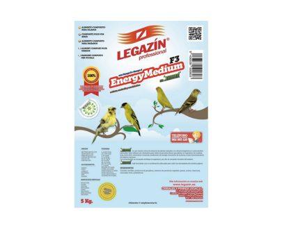 Legazin Energy F3 1 Kg o 5 Kg