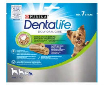 purina dentalife extrasmall 7 stick